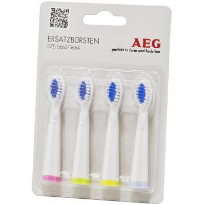 Картинка для Запасные щетки для зубного центра AEG EZS 5663/5664
