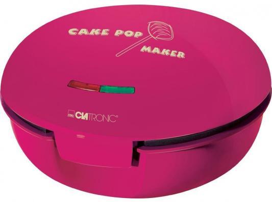 Вафельница Clatronic CPM 3529 розовый
