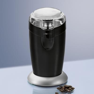 Кофемолка Clatronic KSW 3306 120 Вт черный