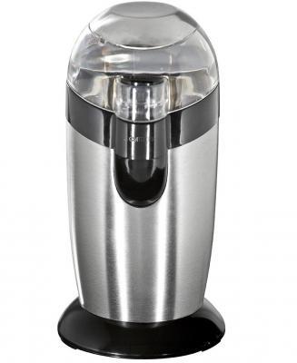 Кофемолка Clatronic KSW 3307 120 Вт серебристый