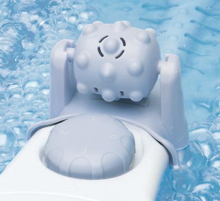 Ванна для ног AEG FM 5567 белый серый от 123.ru