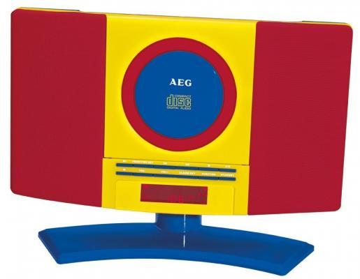 Микросистема AEG MC 4464 Kids Line