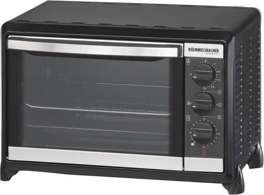 Мини-печь Rommelsbacher BG 1050 чёрный
