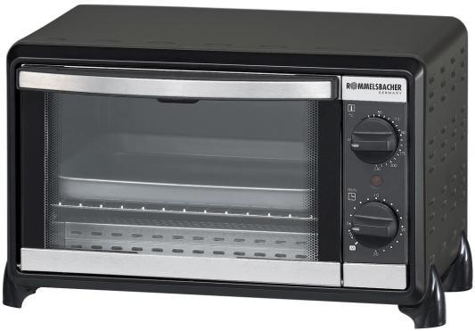 Картинка для Мини-печь Rommelsbacher BG 950 чёрный