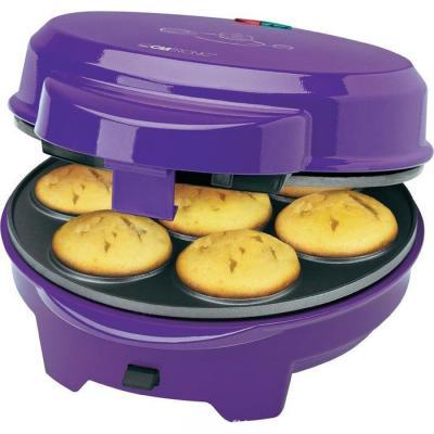 Прибор для приготовления кексов Clatronic DMC 3533 lila 3 in 1 фиолетовый clatronic dmc 3533 3 in 1 lilac мультимейкер