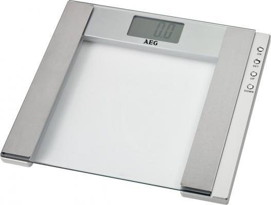 Весы напольные AEG PW 4923 Glas прозрачный весы напольные aeg pw 4923 glas прозрачный
