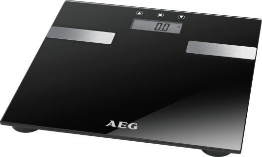 Весы напольные AEG PW 5644 FA чёрный