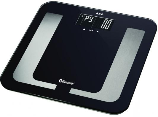 Весы напольные AEG PW 5653 BT чёрный