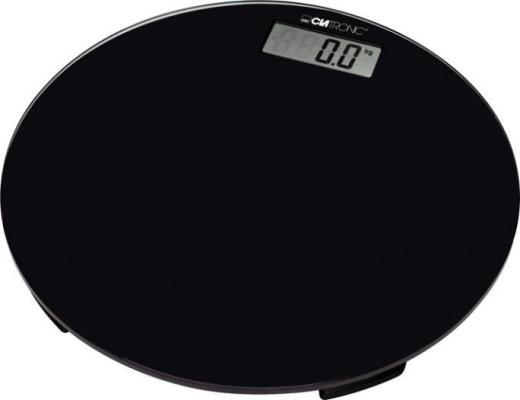 Весы напольные Clatronic PW 3369 Glas чёрный