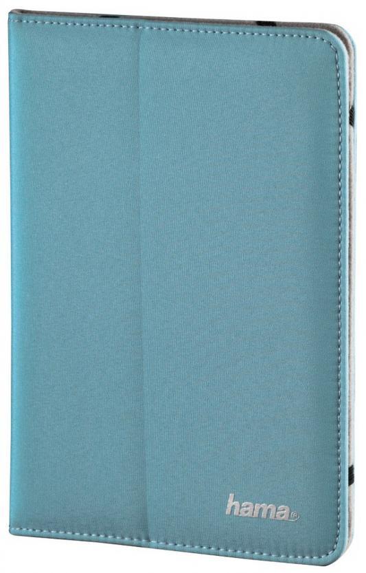"""Чехол Hama Strap универсальный для планшетов с экраном 7"""" полиэстер бирюзовый 123052"""