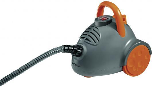 Пароочиститель Bomann DR 906 CB 1350Вт серый оранжевый