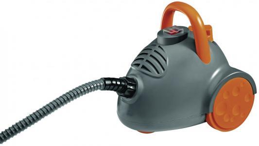 Пароочиститель Clatronic DR 3536 1350Вт серый оранжевый