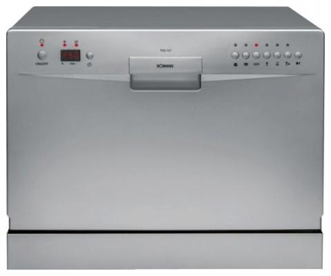 Посудомоечная машина Bomann TSG 707 siber A+AA