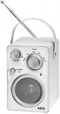 Картинка для Радиоприемник AEG MR 4144 white Aux-In