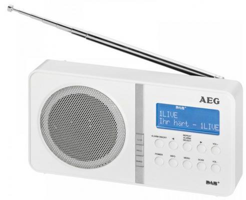 ������������� ����������� AEG DAB 4138 whites