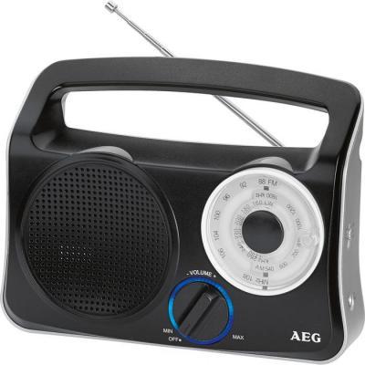 Радиоприемник портативный AEG TR 4131 black-silver