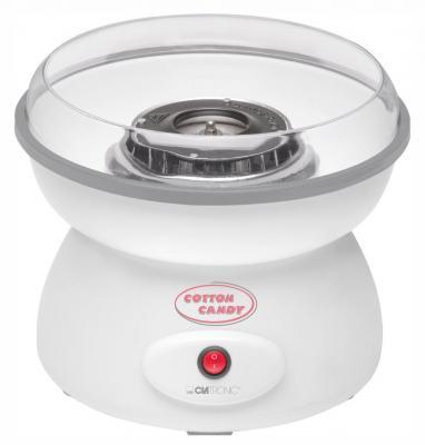 Прибор для приготовления сахарной ваты Clatronic ZWM 3478 белый