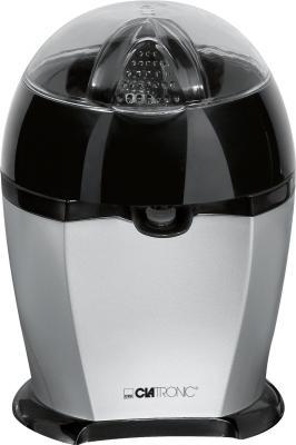 Соковыжималка Clatronic ZP 3253 25 Вт серебристый чёрный