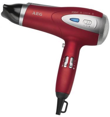 Фен AEG HTD 5584 красный