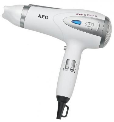 Фен AEG HTD 5584 белый