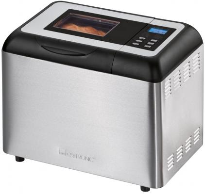 Хлебопечь Clatronic BBA 3365 inox мини печь clatronic mbg 3521