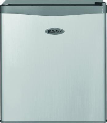 Холодильник Bomann KB 389 silver A++/43L