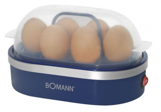 Яйцеварка Bomann EK 5022 CB синий 400 Вт