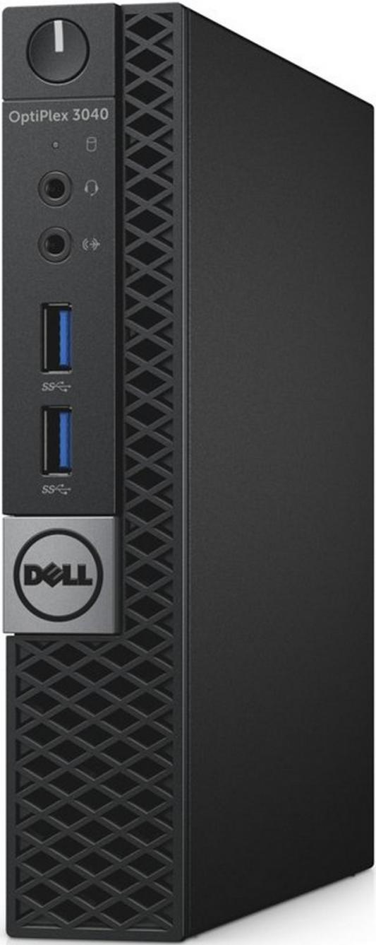������ ������ DELL Optiplex 3040 SFF i3-6100 3.7GHz 4Gb 128Gb SSD HD530 Win7Pro Win10Pro ���������� ���� �����-����������� 3040-9947