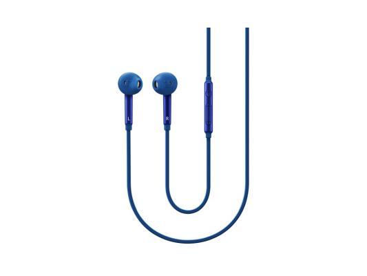 Гарнитура проводная Samsung EO-EG920L 3.5мм синий