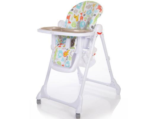 Купить Стульчик для кормления Baby Care Fiesta (серый), пластик, Стульчики для кормления