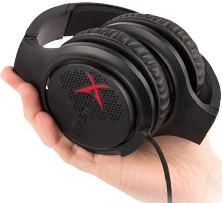 Гарнитура Creative Sound BlasterX H3 черный 70GH034000000 от 123.ru