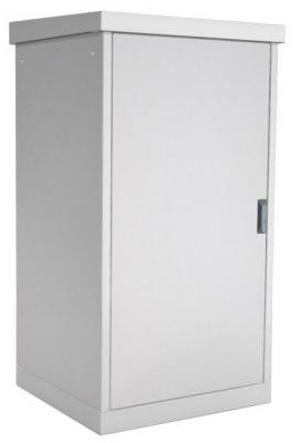 Шкаф напольный 15U ЦМО ШТВ-1-15.6.8-4ААА 600x800mm серый