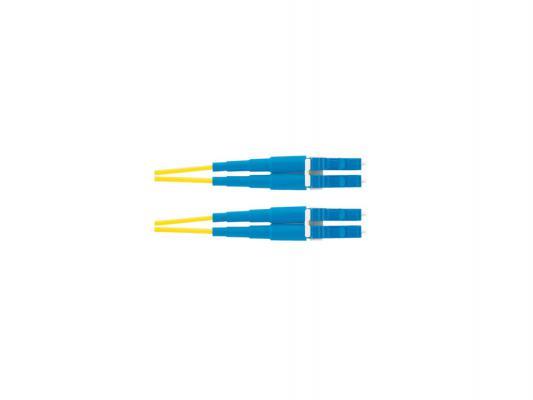 Патч-корд Panduit F92ELLNLNSNM001 LC-LC дуплекс 1м кабель патч корд panduit tx5e utpch2my