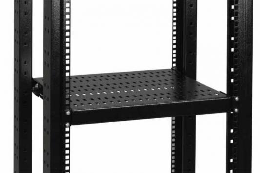 "Полка стационарная Conteg DP-PZ-650-I 19"" 650мм серый 100кг"