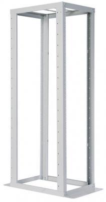 Стойка телекоммуникационная двухрамная 45U 560х1035мм ЦМО СТК-С-45.2.750