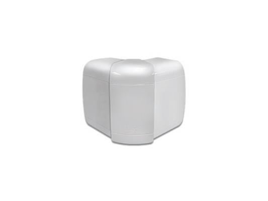 Угол изменяемый внешний DKC 1шт серый 01052