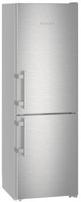 Холодильник Liebherr C 3525-20 001 серебристый холодильник liebherr cufr 3311 двухкамерный красный
