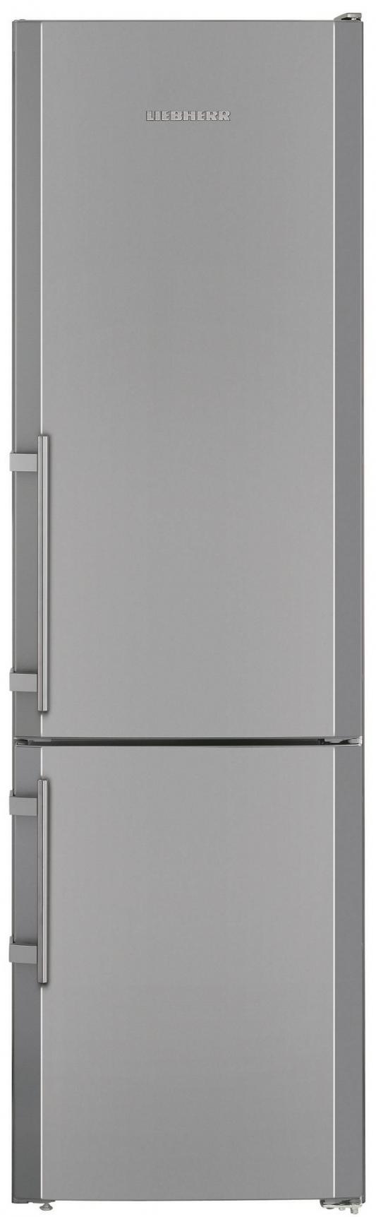 Холодильник Liebherr CNef 4315-20 001 серебристый