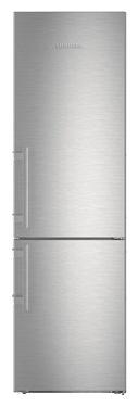 Холодильник Liebherr CBNef 4815-20 001 серебристый двухкамерный холодильник liebherr cbnef 4815