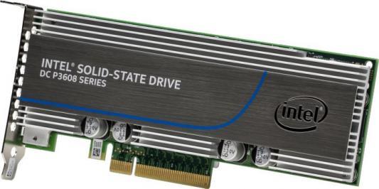 Твердотельный накопитель SSD PCI-E 4Tb Intel P3608 Read 5000Mb/s Write 3000Mb/s SSDPECME040T401 943188 твердотельный накопитель ssd 2 5 450gb intel ssd p3520 series read 1200mb s write 600mb s pci e ssdpe2mx450g701 948646