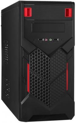 Корпус microATX Exegate QA-403 500 Вт чёрный EX244512RUS