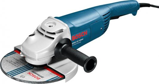 Углошлифовальная машина Bosch GWS 22-180 H 180 мм 2200 Вт