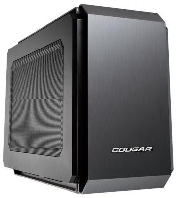 Корпус mini-ITX Corsair Cougar QBX Без БП чёрный