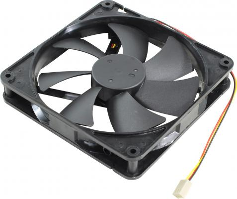 Вентилятор 5bites F14025S-3 140x140x25 3pin 20dB 900rpm цена и фото