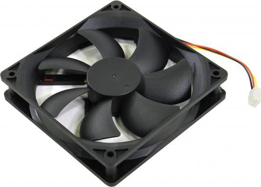 Вентилятор 5bites F12025B-3 120x120x25 3pin 25dB 1200rpm цена и фото
