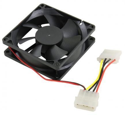 Вентилятор 5bites F8025S-HDD 80x80x25 4pin 23dB 2000rpm вентилятор 75 мм