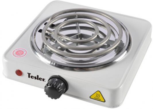 Электроплитка Tesler PEO-01 белый мультиварка tesler 500 челябинск