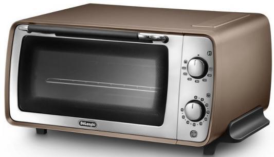 Мини-печь DeLonghi EOI 406.BZ коричневый