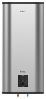 Водонагреватель накопительный Timberk SWH FSM5 30 V 30л 2кВт серебристый электрический накопительный водонагреватель timberk swh fsm5 100 v