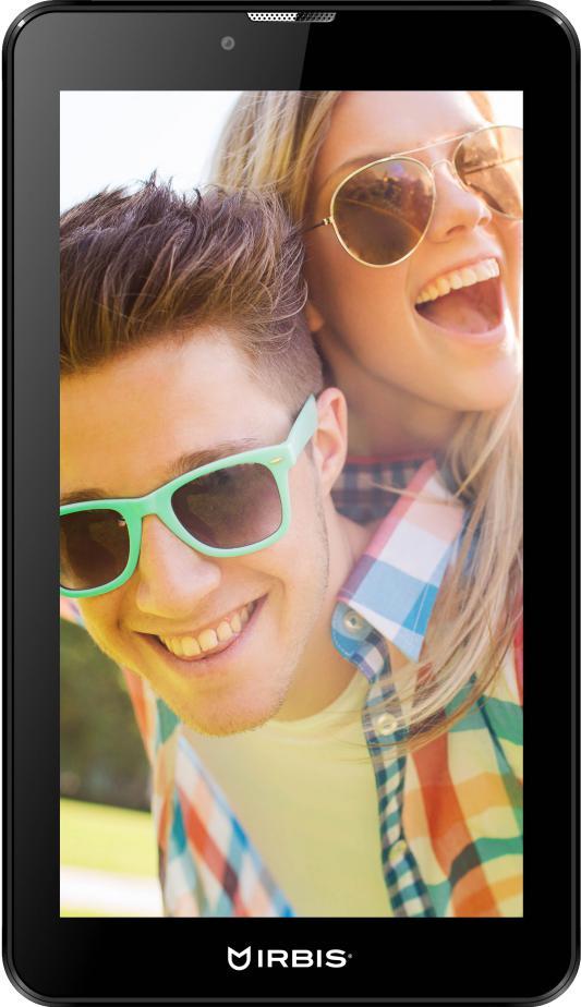 Планшет Irbis TZ71 7 8Gb Черный LTE Wi-Fi 3G Bluetooth TZ71 50 программ для работы с cd и dvd cd